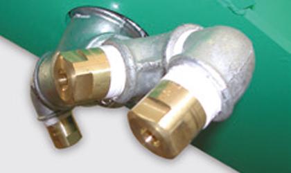 Systeme de dosage de l'eau