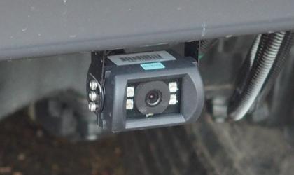 Caméra latérale et caméra arrière