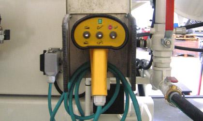 Double commande électrohydraulique