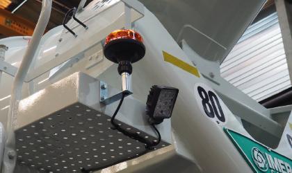 Gyrophare et phare de travail LED