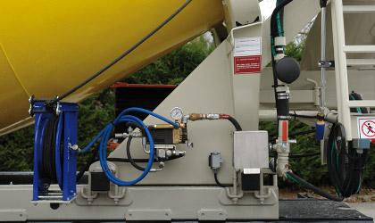 Nettoyeur haute pression hydraulique