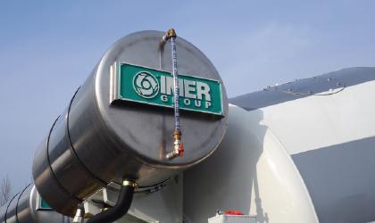 Réservoir en aluminium de 180 à 1 000 litres.