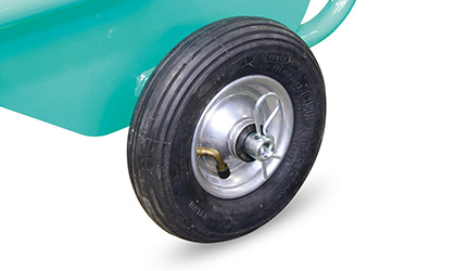 Kit roues pneumatiques