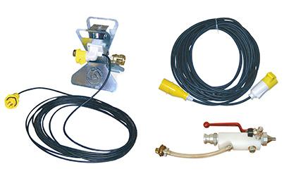 Kit dispositif injection pour Step 120