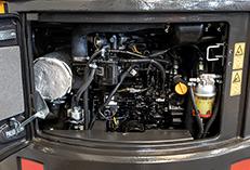MOTEUR KUBOTA 17.6 kW